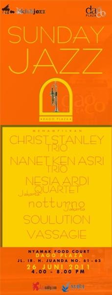 FB Sunday Jazz @ Dago Plaza III Resize