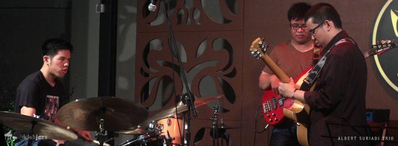 #67 Albert Suriadi Trio 2