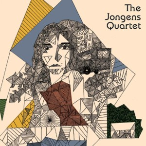 The Jongens Quartet CD