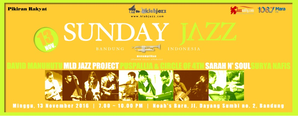 Web Sunday Jazz #101
