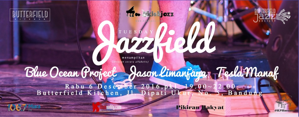 WEB Jazzfield perdana