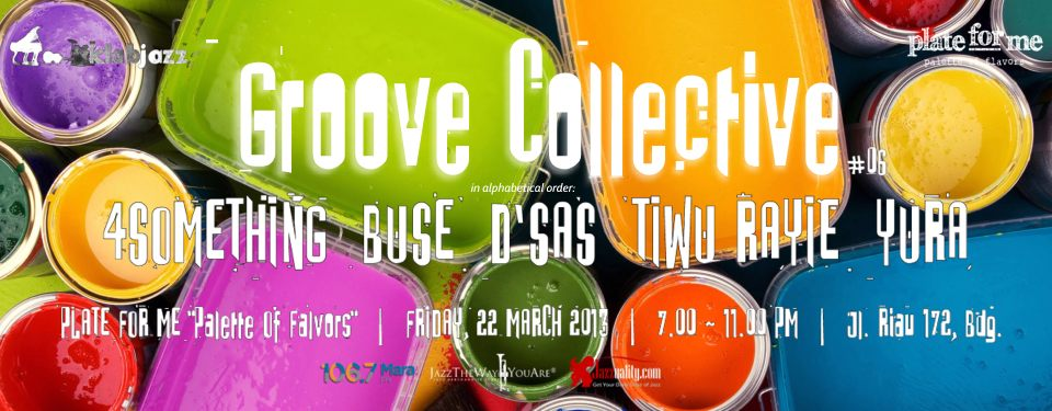 Groove Collective #06 web