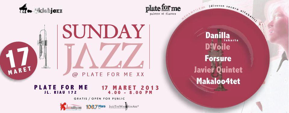Snday Jazz XXII Web