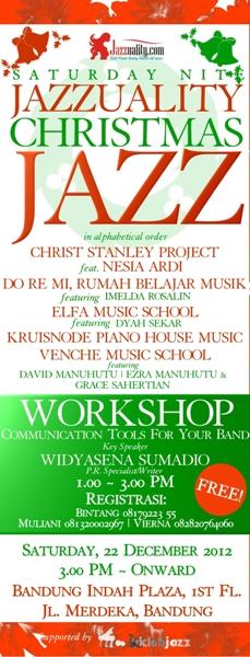 FB Jazzuality X-Mas 2012