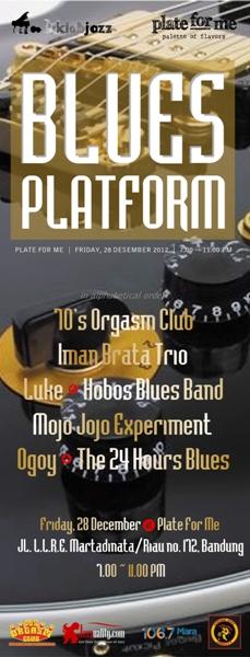 FB Promo Blues Platform