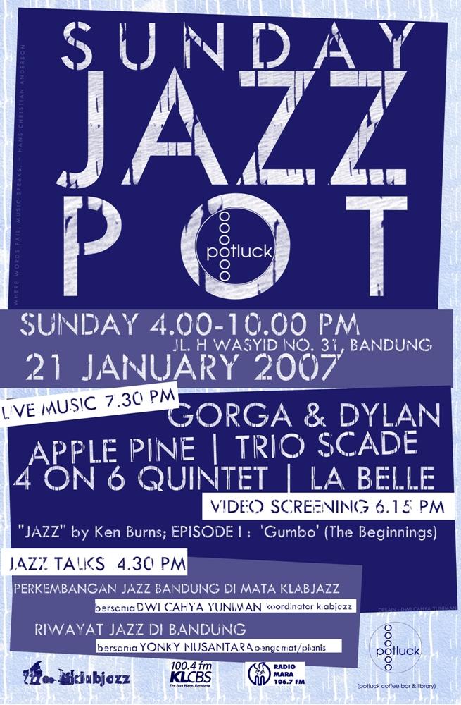 Sunday Jazz Pot 2007