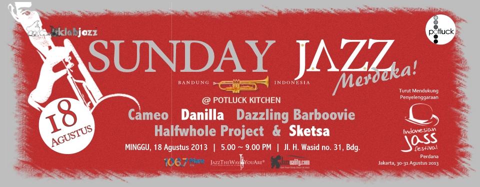 Sunday Jazz Merdeka @ PL Web