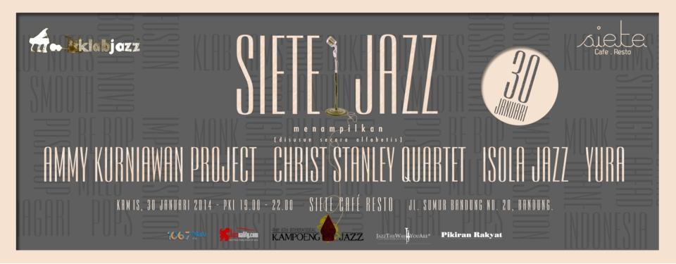 Siete Jazz #01