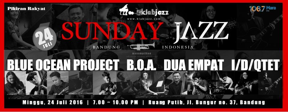 Web Sunday Jazz #98