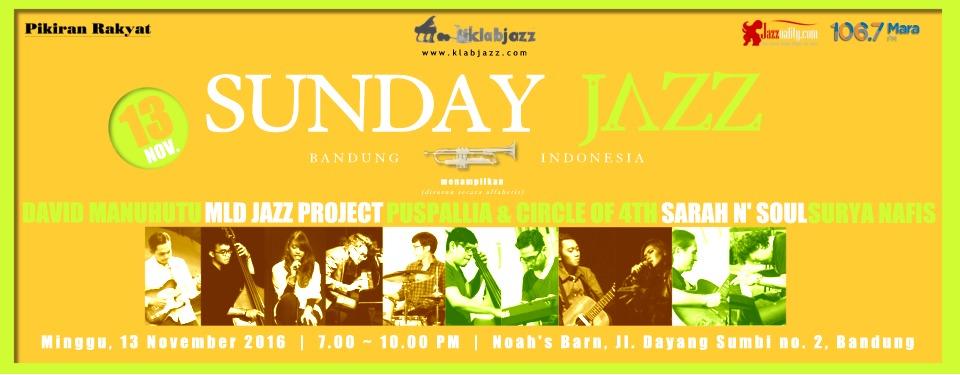 Web Sunday Jazz #101